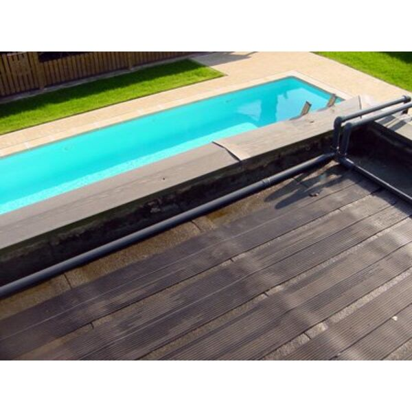 Rechauffeur solaire piscine great chauffe piscine solaire - Rechauffeur solaire piscine ...