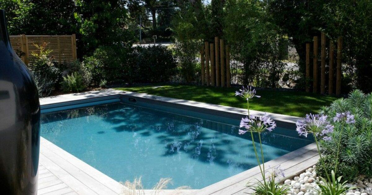 Les nouveaut s de caron piscines for Construction piscine caron