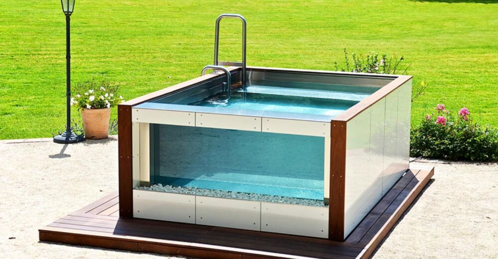 Carré Bleu devient distributeur des salons aquatiques Ur'bain© Salon aquatique Ur'bain