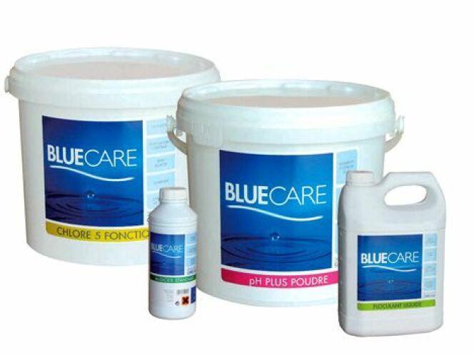 Blue Care par Carré Bleu
