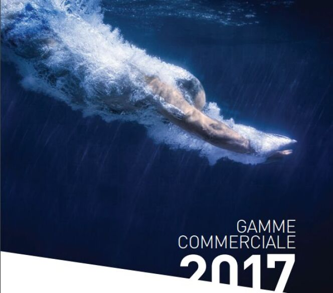 Catalogue Hayward : gamme commerciale 2017
