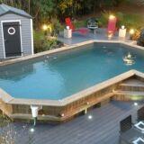 Catalogue piscines semi-enterrée