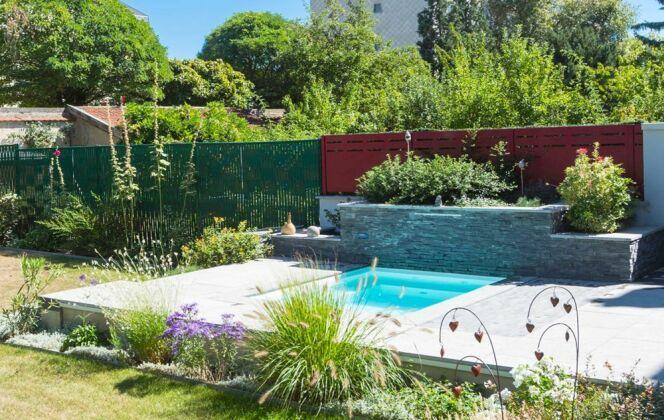 Catégorie spa trophée argent ex-aequo: Pauchard Piscines et Jardins / L'esprit piscine © Constructeur Pauchard Piscines et Jardins (54) / l'esprit piscine . Photo Nicolas Dohr