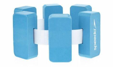 """Ceinture de sécurité flottante piscine Aqua Belt<span class=""""normal italic petit"""">© Speedo</span>"""
