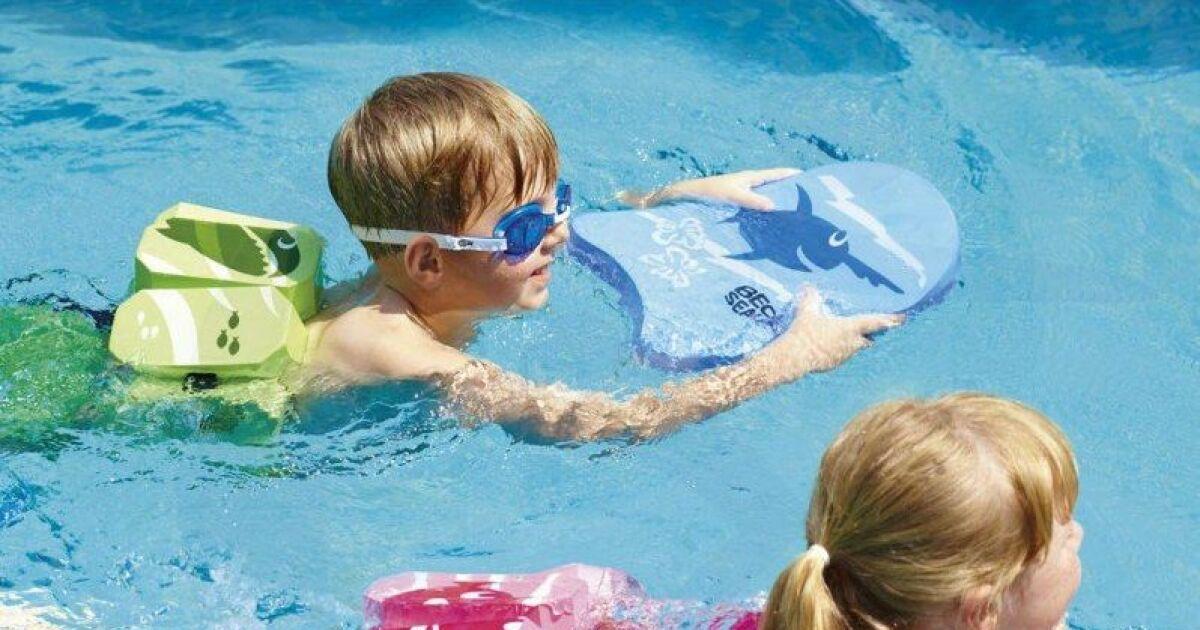 Notre s lection de bou es et brassards pour enfants for Piscine pour apprendre a nager
