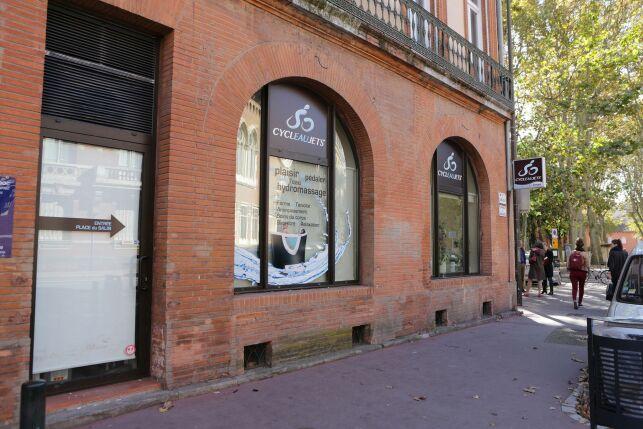 Centre aquabike Cycleaujets à Toulouse