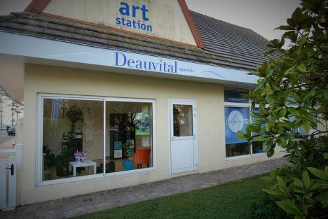 """Centre aquabike Deauvital à Deauville<span class=""""normal italic petit"""">DR</span>"""