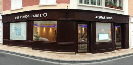"""Centre aquabike Des Ronds dans l'O à Arcachon<span class=""""normal italic petit"""">© Des Ronds dans l'O</span>"""