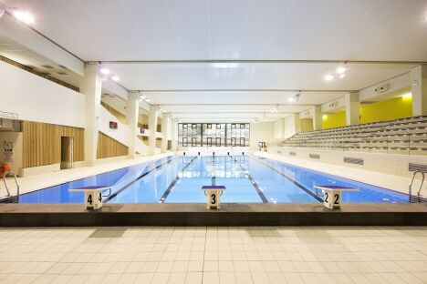 Centre aquanautique camille muffat piscine rosny sous for Club piscine pompaples horaire