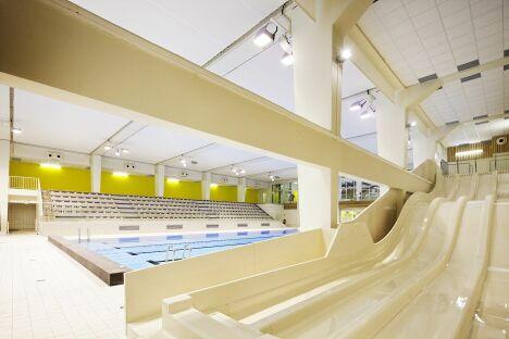 Centre aquanautique camille muffat rosny sous bois for Centre claude robillard piscine horaire