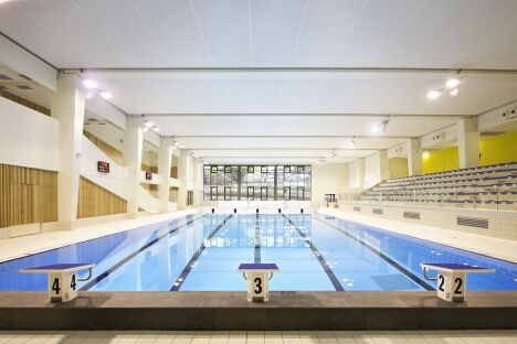Centre aquanautique camille muffat piscine rosny sous bois horaires tarifs et t l phone - Horaire centre commercial rosny ...