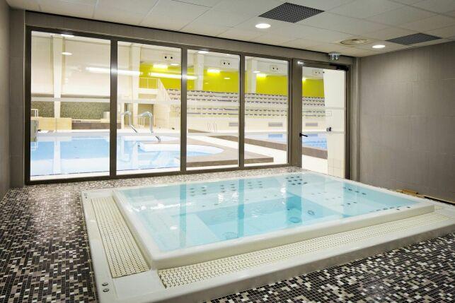 Centre aquanautique Camille Muffat à Rosny-sous-Bois