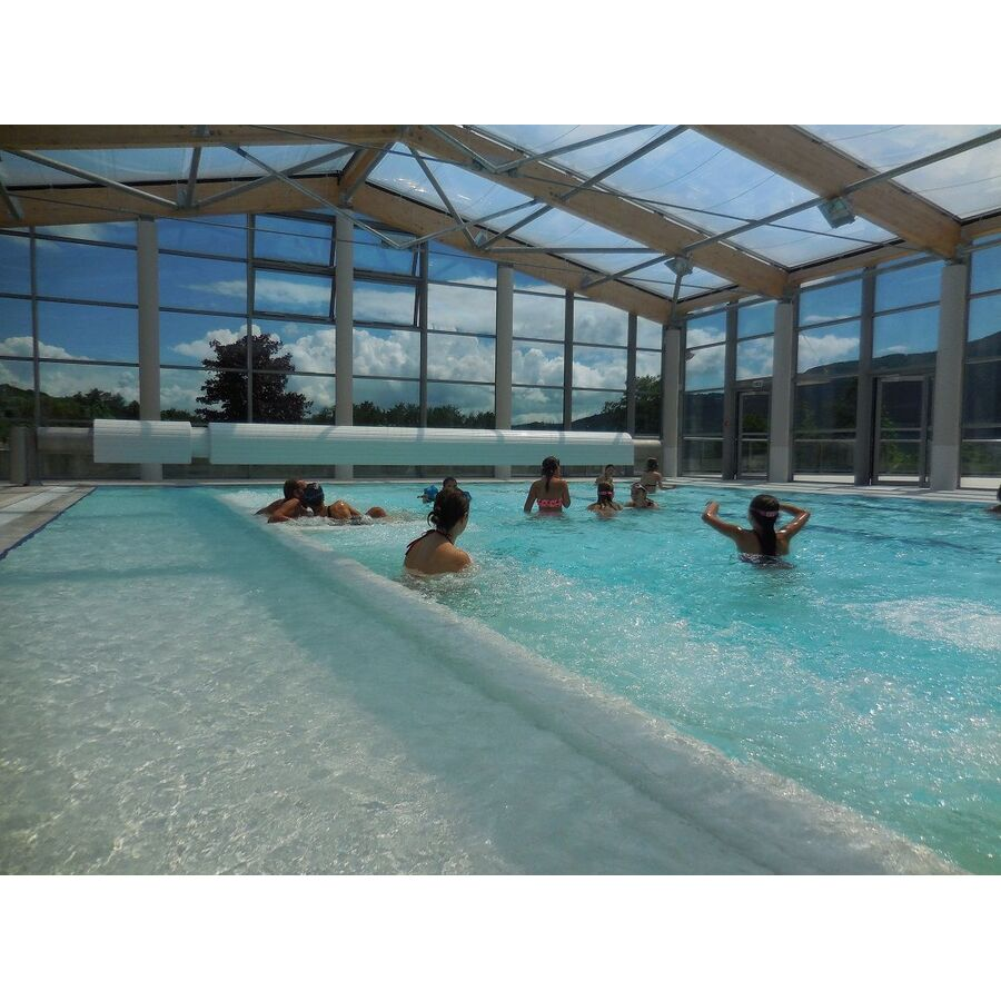 centre aquatique piscine saint bonnet en champsaur
