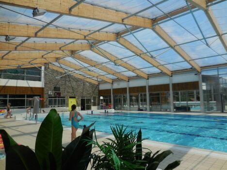 """Centre aquatique à Saint Bonnet en Champsaur<span class=""""normal italic petit"""">DR</span>"""