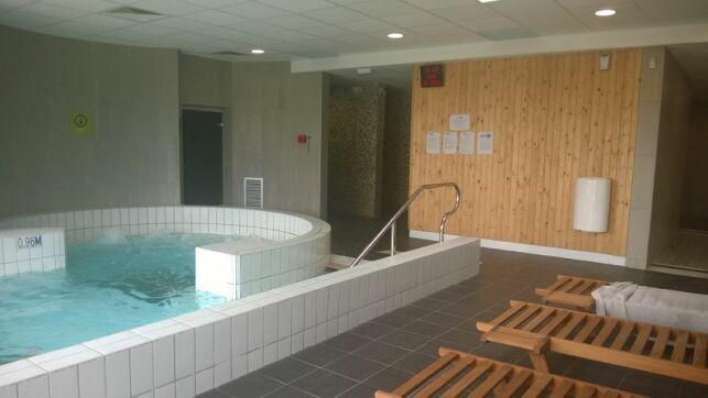 Centre aquatique Alré'O à Auray : le spa