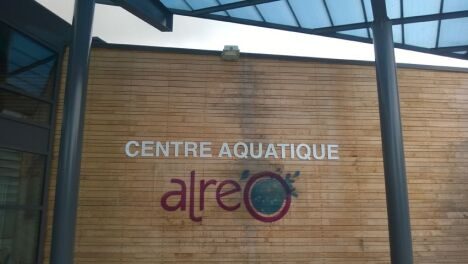 "Centre aquatique Alré'O à Auray<span class=""normal italic petit"">DR</span>"