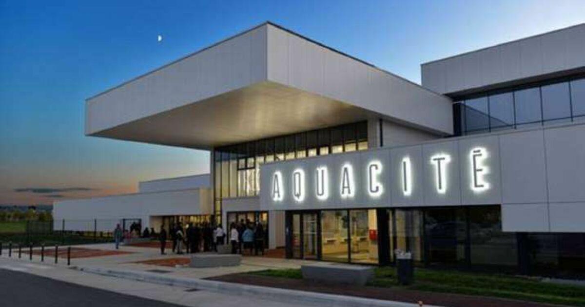 Centre aquatique aquacit fagni res horaires tarifs for Piscine fagnieres