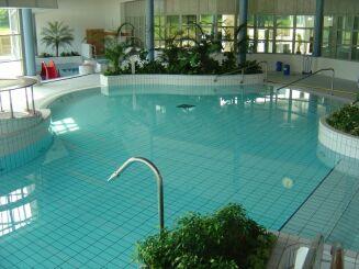 La piscine Aqualis à Gouvieux