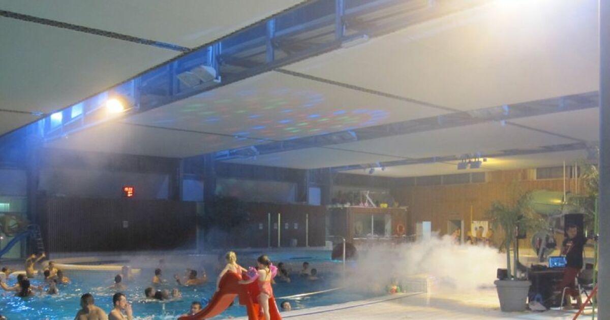 Centre aquatique aquamaris piscine cordemais for Simulateur piscine