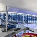 Centre aquatique Aquamotion - Piscine à Courchevel