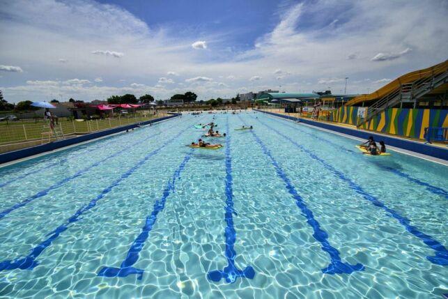 Centre aquatique Aquaval - Piscine à Marmande