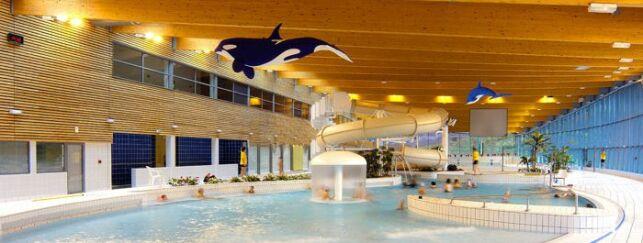 Centre aquatique Aquavallon - Piscine à Rodez
