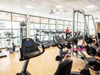 Le centre aquatique Aquavexin de Trie Château est équipé d'une salle de fitness