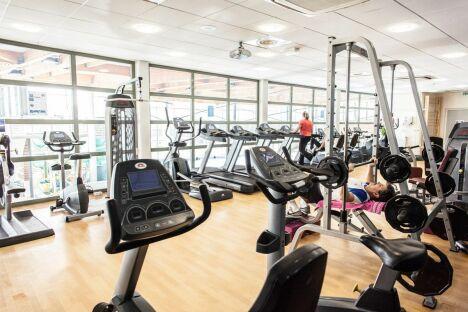 """Le centre aquatique Aquavexin de Trie Château est équipé d'une salle de fitness<span class=""""normal italic petit"""">DR</span>"""