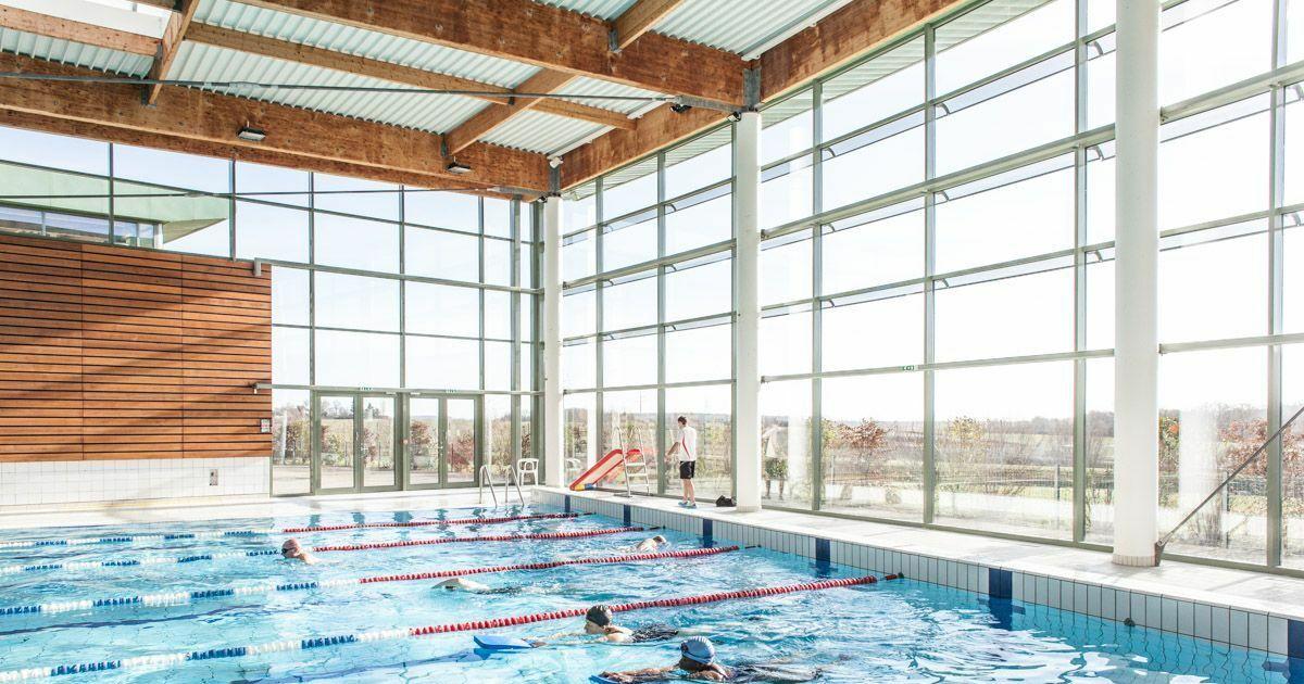 Centre aquatique aquavexin piscine de trie ch teau for Centre gadbois piscine horaire