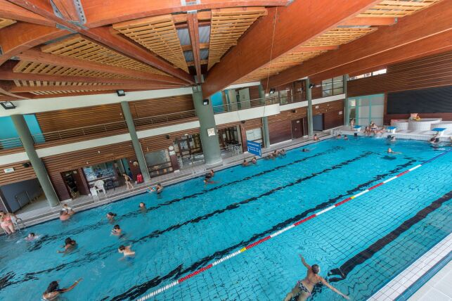 Centre Aquatique Atlantis - Piscine à Ugine