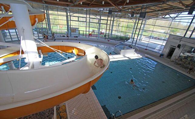 Centre aquatique Atlantys à Saint Jean d'Angely