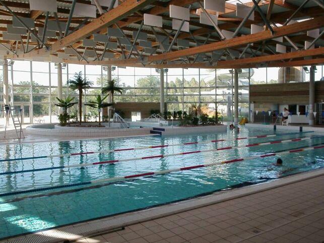 Centre aquatique Atrium - Piscine à Dombasle