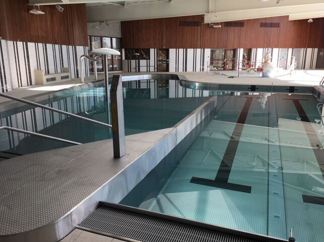 Centre aquatique Auréo à Bayeux