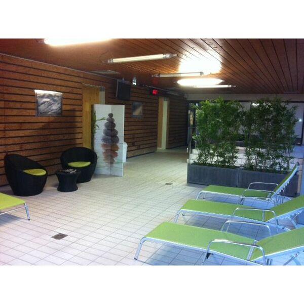 Centre aquatique aygueblue piscine saint geours de for Piscine bien etre