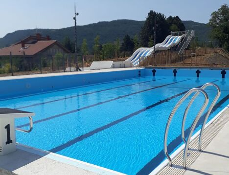 Centre aquatique Cap'Azur à Privas