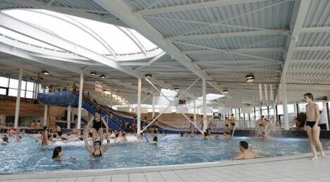 """Centre aquatique Citédo à Sochaux<span class=""""normal italic"""">© DR</span>"""