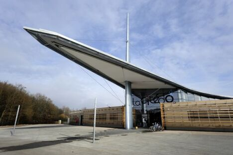 Centre aquatique Citédo à Sochaux