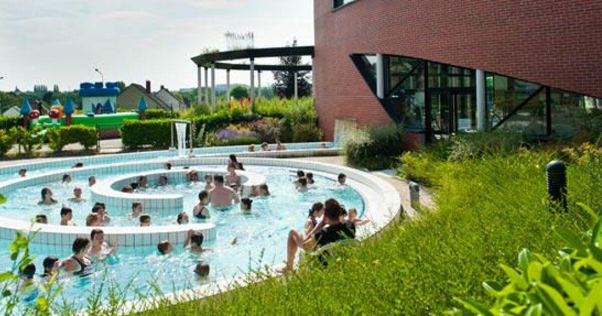 Centre aquatique de l 39 le verte piscine hirson for Piscine clermont l herault horaires