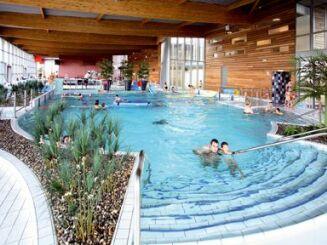 Centre aquatique de Sablé sur Sarthe
