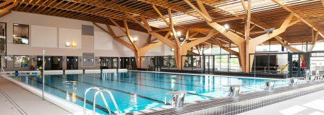Centre aquatique des 2 Vallées Alain Bernard à Milly-la-Forêt