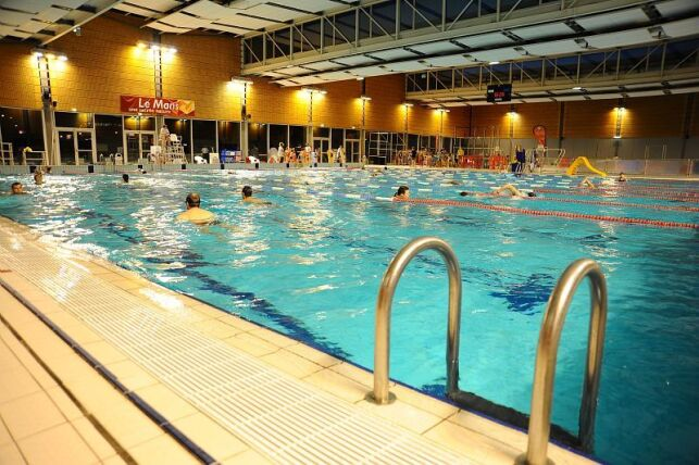 Centre aquatique des Atlantides - Le Mans