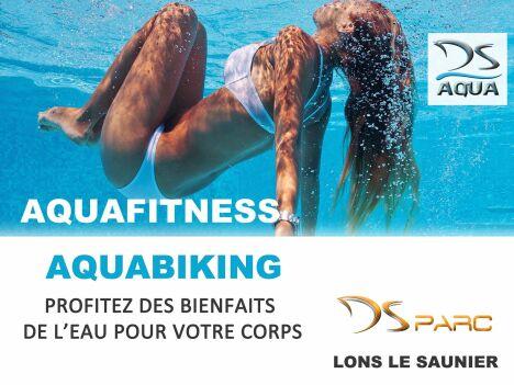 """Centre aquatique DS Aqua <span class=""""normal italic petit"""">DR</span>"""
