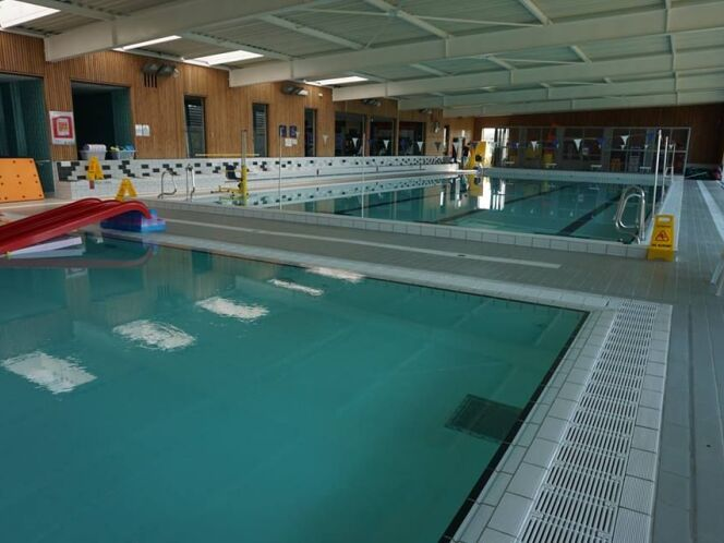 Centre aquatique du Blavet à Gouarec