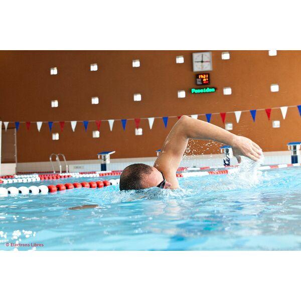 Centre aquatique du clermontais clermont l 39 h rault for Cash piscine clermont