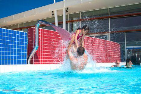 Centre aquatique du Clermontais à Clermont l'Hérault : un espace pour petits et grands