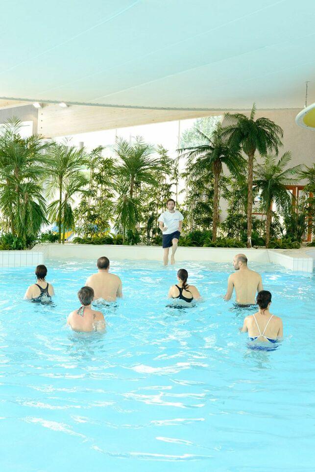 De nombreuses activités aquatiques encadrées sont proposées à la piscine de Clermont l'Hérault