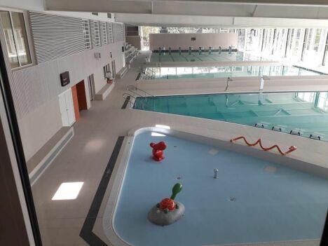 Centre aquatique du Florival Nautilia à Guebwiller