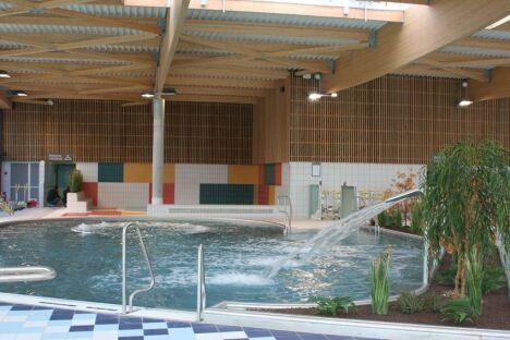"""Centre aquatique du Provinois à Provins<span class=""""normal italic petit"""">DR</span>"""