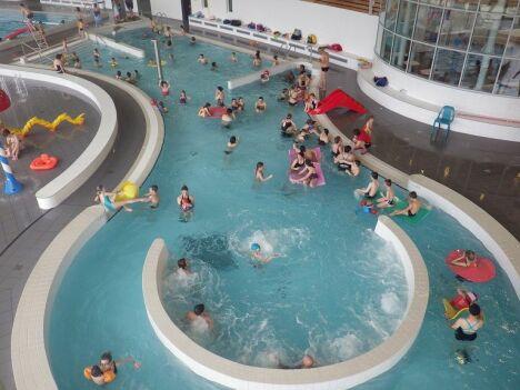 """Centre aquatique Dunéo - Piscine à Argences<span class=""""normal italic petit"""">DR</span>"""