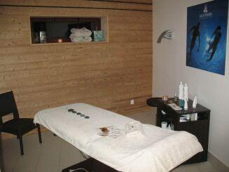 Plusieurs soins sont proposés à l'Espace Paradisio à Bellentre